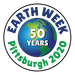Earth Week 2020 Logo